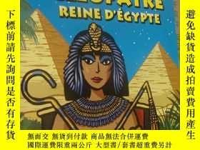 二手書博民逛書店HISTOIRES罕見VRAIES:Cléopâtre rein
