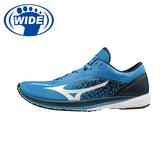 MIZUNO 19FW 高階 男路跑鞋 WAVE DUEL系列 寬楦 U1GD197025 贈1襪【樂買網】