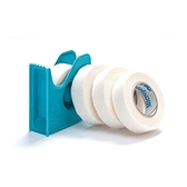 3M Nexcare 通氣膠帶 經濟包 半吋 4入裝+切台(未滅菌)【德芳保健藥妝】