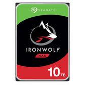 Seagate IronWolf 那嘶狼 10TB 3.5吋 NAS專用 氦氣硬碟 (ST10000VN0008)