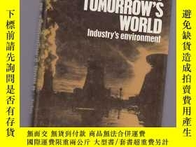 二手書博民逛書店the罕見ecology of tomorrow s world