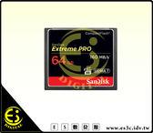 ES數位 SanDisk Extreme Pro CF 1067x 160MB/s 160M 64G 64GB 高速 記憶卡 搭載 UDMA7 群光公司貨