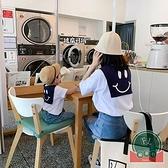 韓版體恤親子裝一家三口短袖t恤純棉母女母子裝【聚可爱】