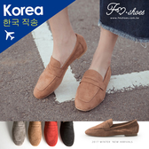 樂福.超軟方頭樂福鞋-FM時尚美鞋-韓國精選.BRISK