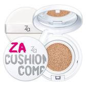 日本 SHISEIDO 資生堂 ZA 裸光亮白氣墊粉餅 SPF30/PA++ 12g◆86小舖 ◆