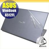 【Ezstick】ASUS A512 A512FL 二代透氣機身保護貼(含上蓋貼、鍵盤週圍貼、底部貼) DIY 包膜