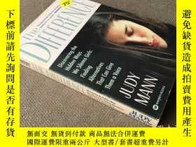 二手書博民逛書店The罕見Difference: Discovering the