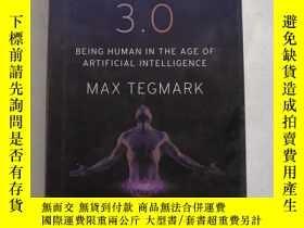 二手書博民逛書店Life罕見3.0 : Being Human in the Age of Artificial Intellig