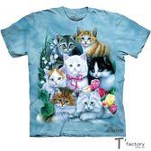 【線上體育】The Mountain 短袖T恤 7隻小貓