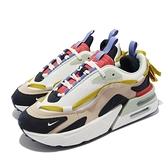 Nike 休閒鞋 Wmns Air Max Furyosa 彩色 女鞋 拼接 厚底增高 【ACS】 CZ4149-200