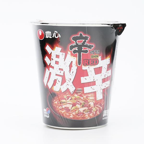 韓國 農心 激辣辛拉麵 68g【庫奇小舖】杯麵