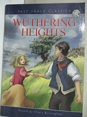 【書寶二手書T1/語言學習_DAV】Huthering heights_Emily Bronte