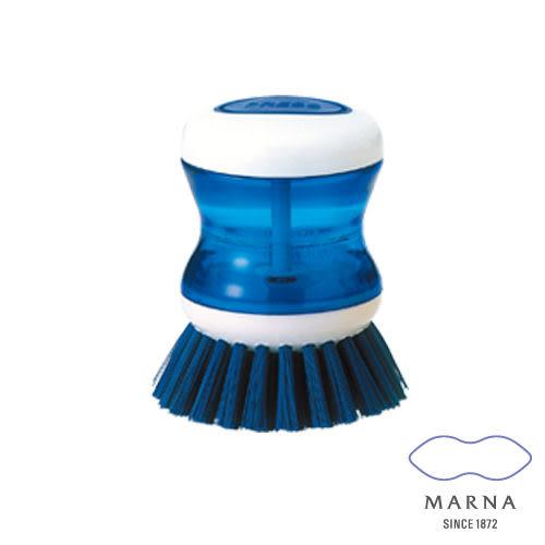 【MARNA】DERU DERU廚房清潔刷(藍)