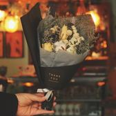 玫瑰木棉幹花束禮盒xx2318 【每日三C】