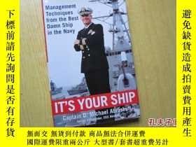 二手書博民逛書店IT S罕見YOUR SHIP: Management Tech