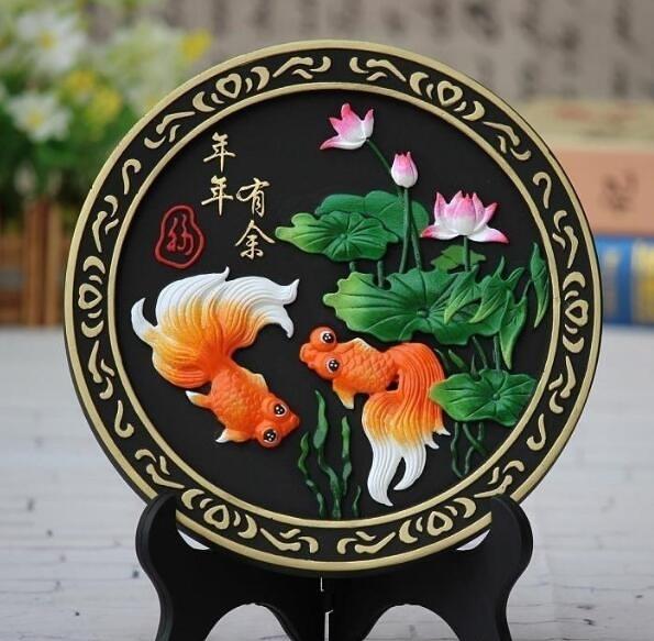 活性炭雕工藝品喬遷新居禮品創意家居裝飾品擺設碳雕客廳酒櫃擺件 向日葵