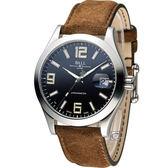 BALL 波爾 Engineer II 機械腕錶 NM2026C-L4CAJ-BK