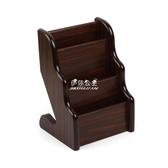 名片盒木質多層名片盒放名片三層名片座請賜名片架夾名片本伊莎公主