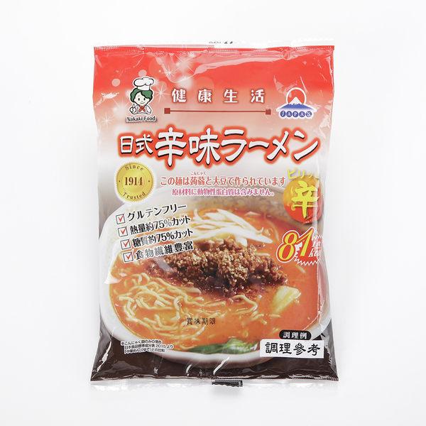 日本中喜NAKAKI蒟蒻纖食拉麵 辣味