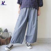【早秋新品】American Bluedeer - 抽繩休閒寬褲 秋冬新款
