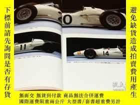 二手書博民逛書店HONDA罕見in the RACE book F1 Formula One Ayrton Senna rare[