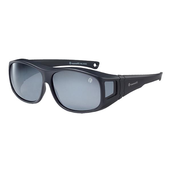 [wensotti] 太陽眼鏡 - 消光黑框、消光珍珠膏酒紅 (WI2254)