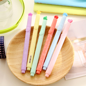 ✭慢思行✭【P138】多功能糖果色印章筆 標記筆 學生用品 設計 辦公用品 多色 創意 文具