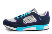 Adidas ZX850 運動 休閒 男鞋 深藍 [Q22085]