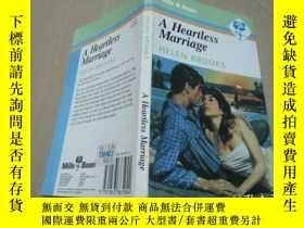 二手書博民逛書店A罕見Heartless MarriageY19506 Hele