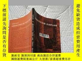 二手書博民逛書店American罕見Ethics and Public PolicyY16587 ABRAHAM KAPLAN