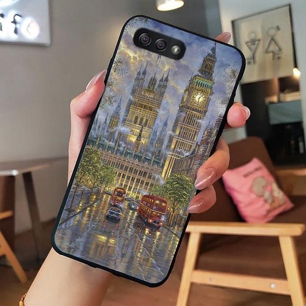 [ZE554KL 軟殼] 華碩 ASUS ZenFone 4 ZE554KL Z01KDA Z01KD 手機殼 外殼 保護套 倫敦風情