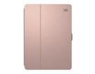 "★APP Studio★【Speck 】Balance FOLIO Metallic iPad 9.7""金屬感多角度側翻式皮套(1.2米高度的防摔功能)"