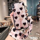 x手機殼iPhoneX全包掛繩蘋果8plus Xs max套蘋果xr閃粉7plus軟殼6sp創意7/8 GW309『東京潮流』