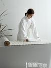 浴缸架 日本進口浴缸蓋板洗澡浴盆保溫蓋加厚折疊式防塵蓋浴缸置物架隔板 LX 【99免運】