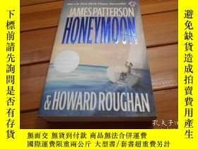 二手書博民逛書店Honeymoon罕見度蜜月Y20470 James Patte
