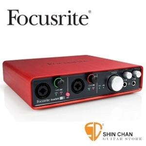 Focusrite Scarlett 6i6 2nd 全新二代 錄音介面(6輸入6輸出) 錄音卡 USB 2.0 總代理 / 公司貨保固二年