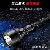 手電筒強光充電超亮多功能遠射防水5000特種兵led氙氣燈1000打獵 CP61【棉花糖伊人】