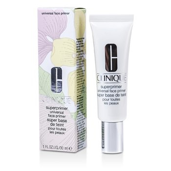 SW Clinique倩碧-191 SuperPrimer Universal Face Primer - # Universal (Dry Combination To Oily Skin)