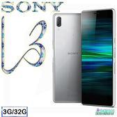 【星欣】SONY Xperia L3 HD+超大5.7吋螢幕 3G/32G 雙鏡頭相機 3300mAhJ大電池 直購價