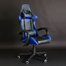 【IDEA】競速飆風職業皮革高背電競椅/...