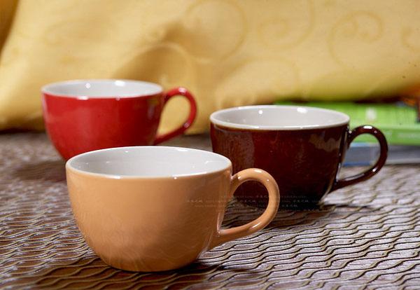 彩色誘惑蜂巢亮面咖啡杯 三色 3個/組