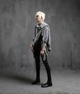【找到自己】韓國 披肩 外套 披風 外套 大衣 外搭 外套 黑灰兩色 質感系列 特價下殺