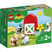 Lego樂高 Duplo Town 10949 農場動物照護中心