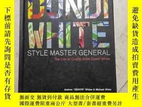 二手書博民逛書店Dondi罕見White Style Master Genera