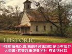 二手書博民逛書店Historic罕見Rural Churches of Georgia-喬治亞州歷史悠久的鄉村教堂Y36472