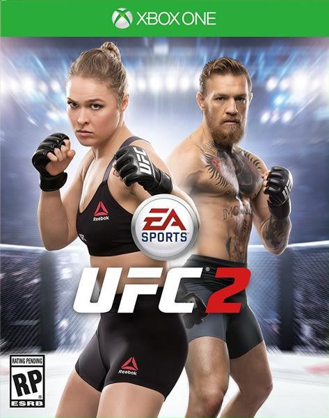 X1 EA Sports UFC 2 Sports UFC 終極格鬥王者 2(美版代購)