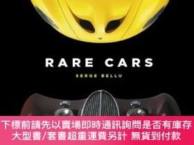 二手書博民逛書店Rare罕見Cars稀有車,英文原版Y449990 Serge Bellu White Star Publis