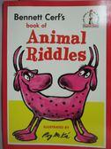 【書寶二手書T3/語言學習_QBI】Animal Riddles (Beginner Series)_Bennett C