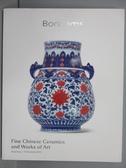 【書寶二手書T5/收藏_QEI】Bonhams_Fine Chinese Ceramics…Art_2018/11/27