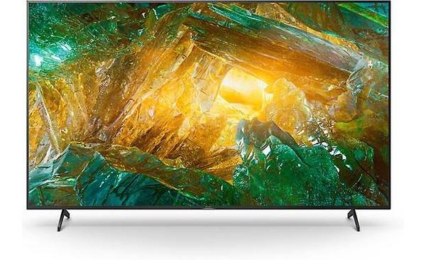 贈HDMI《名展影音》 SONY KD-55X8000H 55吋4K智慧連網液晶電視 另售KD-65X8000H